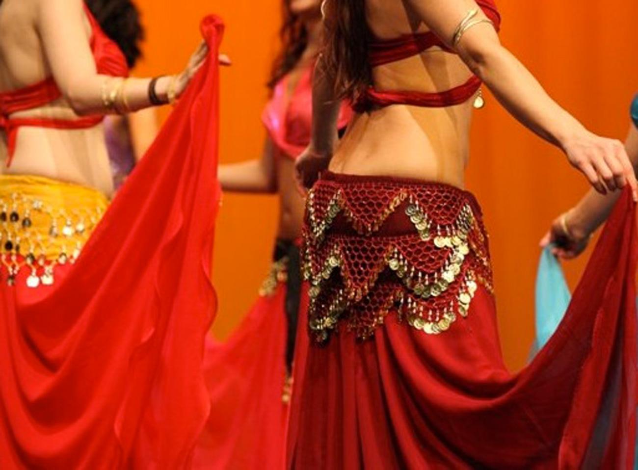 Danza del ventre danza orientale foto ASD Artemide