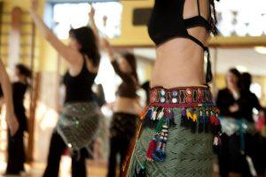 Lezione di danza orientale