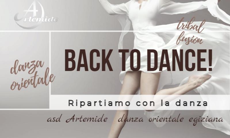 Artemide Danza orientale Daniela Allotta